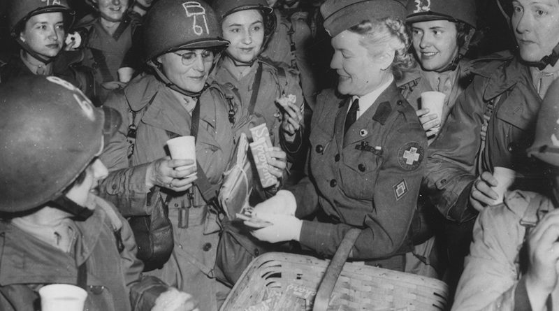 American WACs Replace Men in Europe