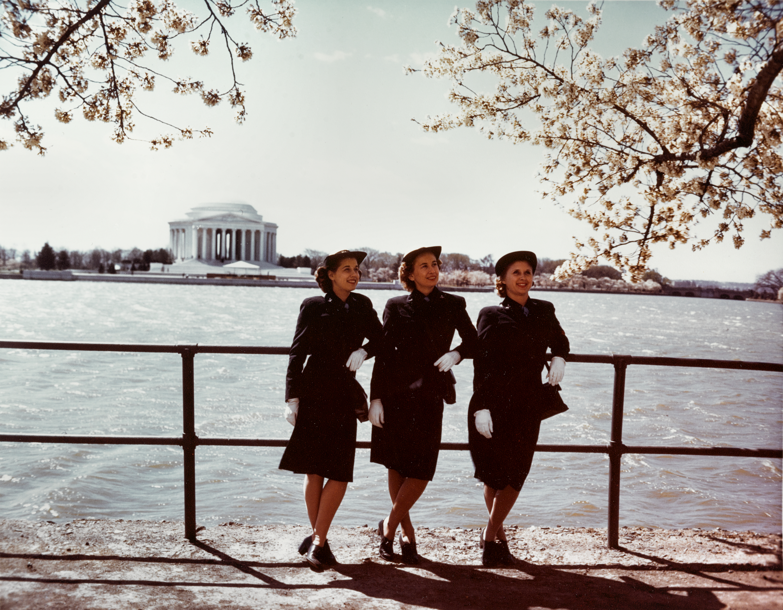 Three WAVES Sightseeing in Washington, D.C.