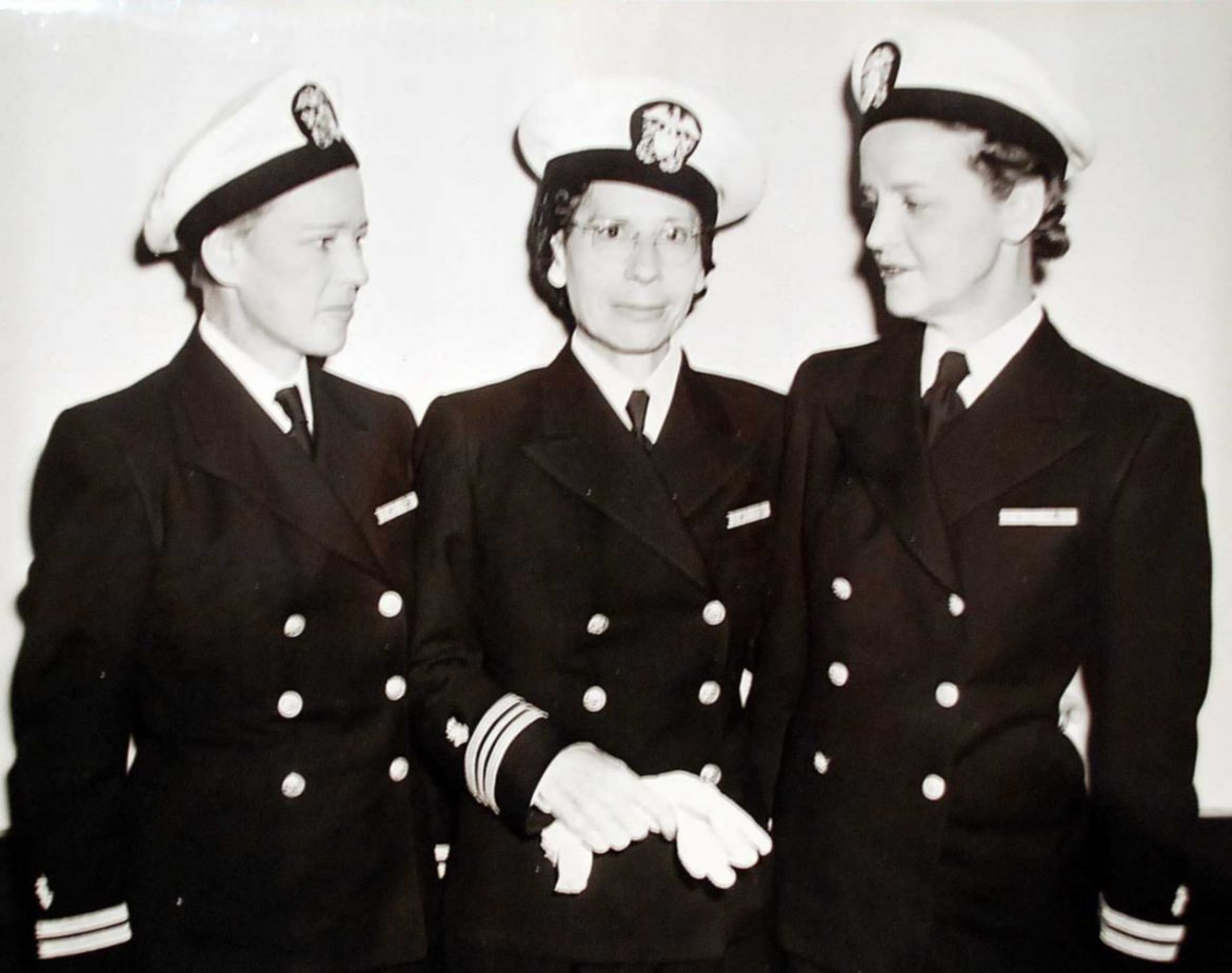 Former POW World War II Navy Nurses