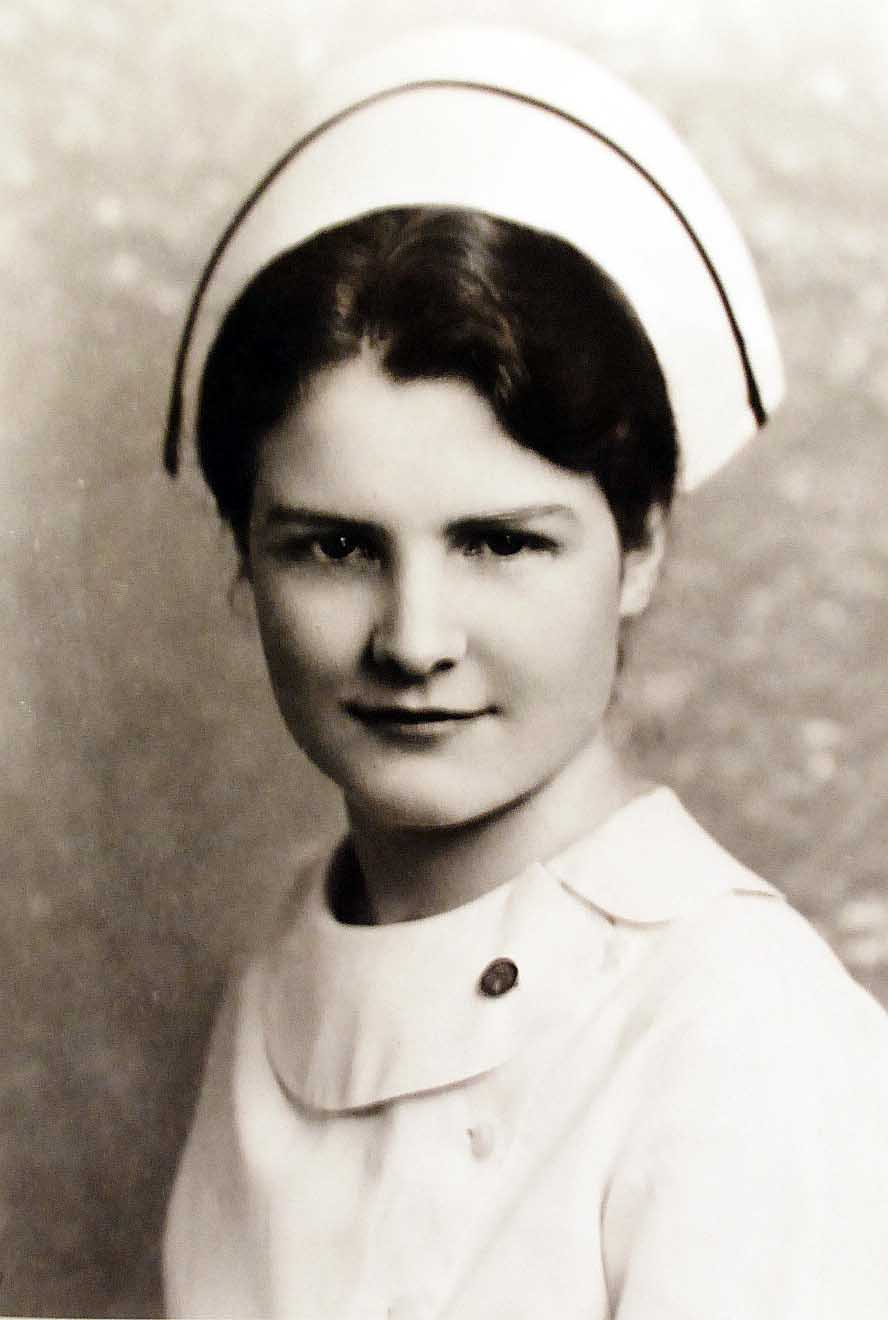 Former POW Navy Nurse LT(JG) Mary Rose Harrington
