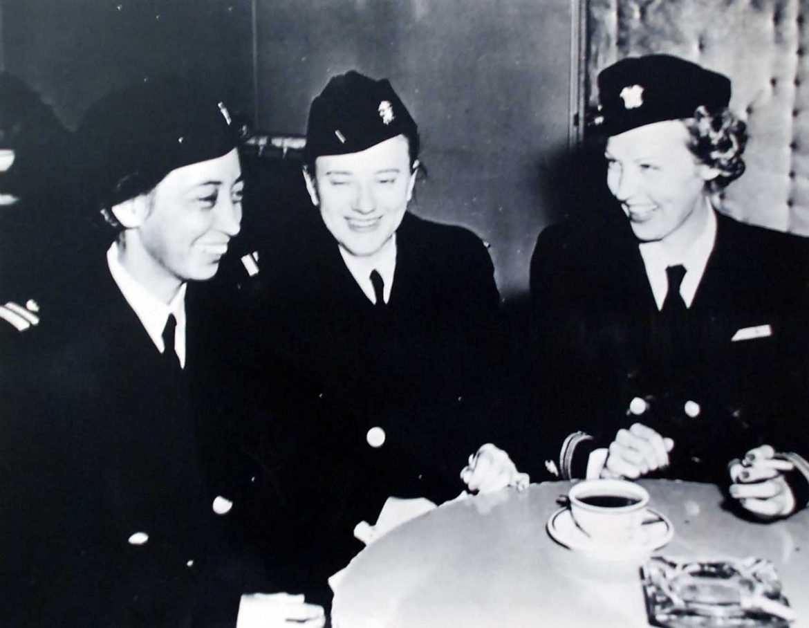 Navy Nurses Recently Freed From Internment
