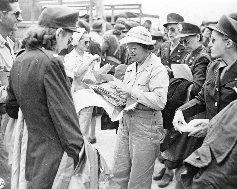 Former POW Army Nurses Receive Orders