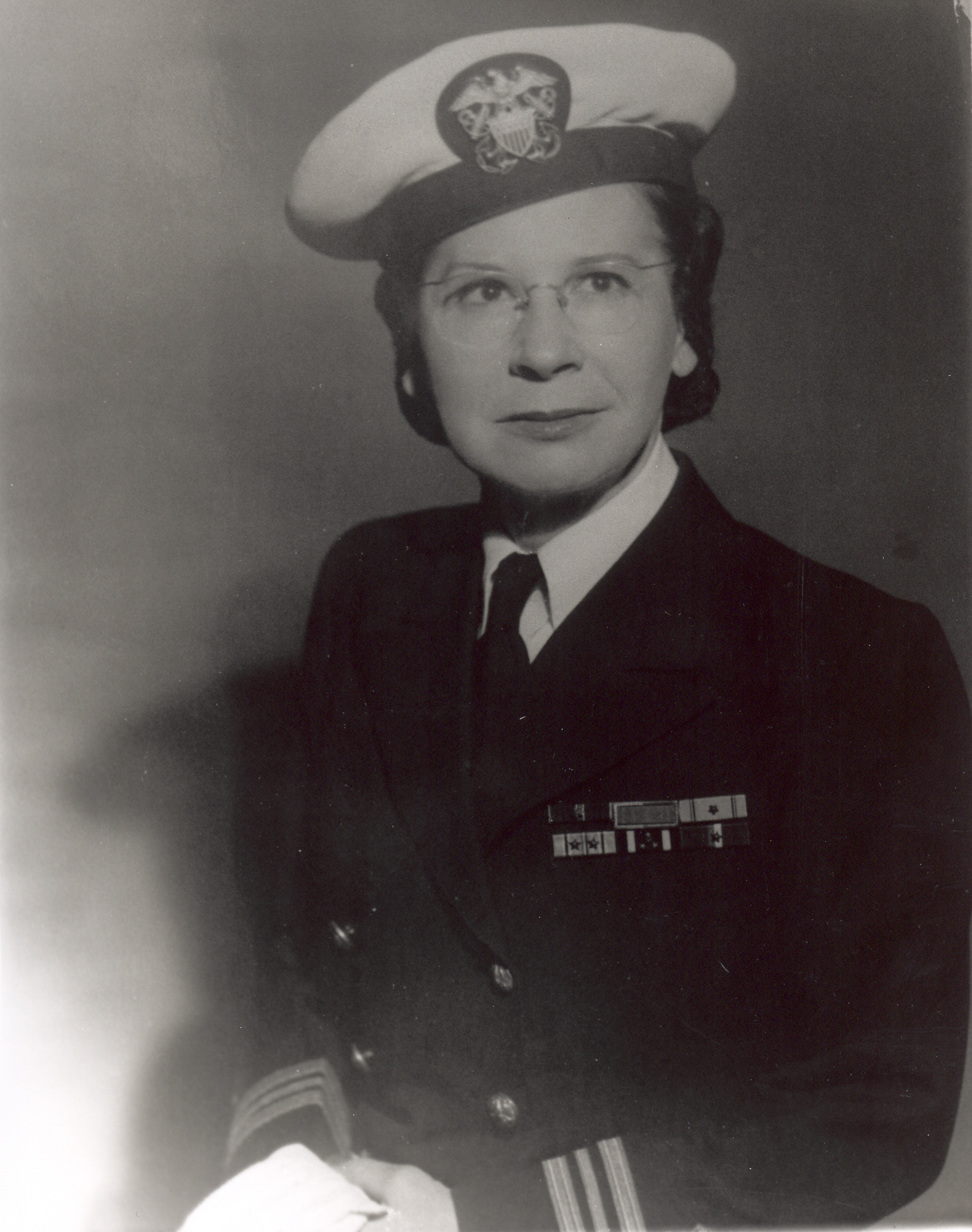 Lieutenant Commander Laura M. Cobb, Navy Nurse Corps