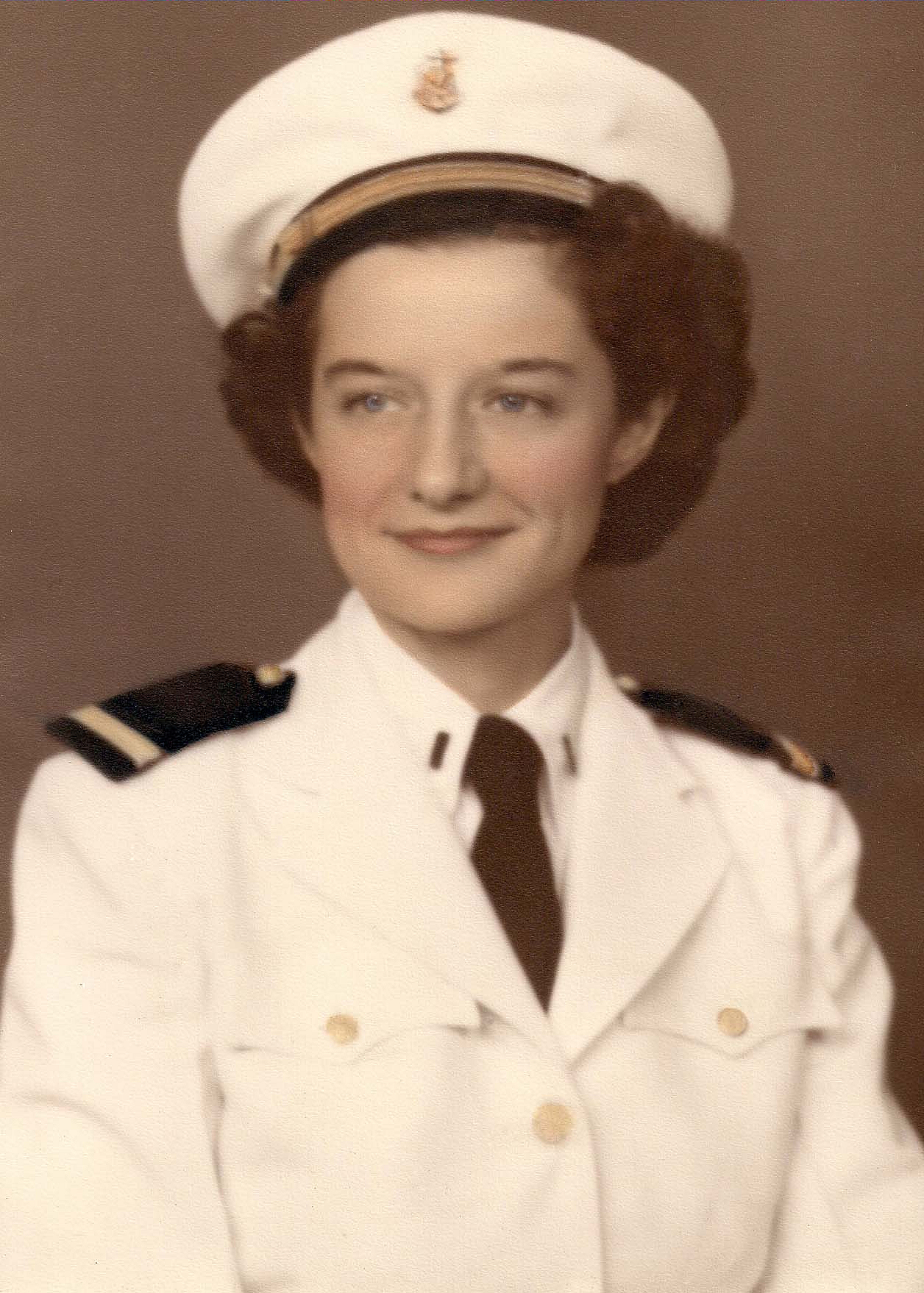Julia Anna Muraresku of Navy Nurse Corps
