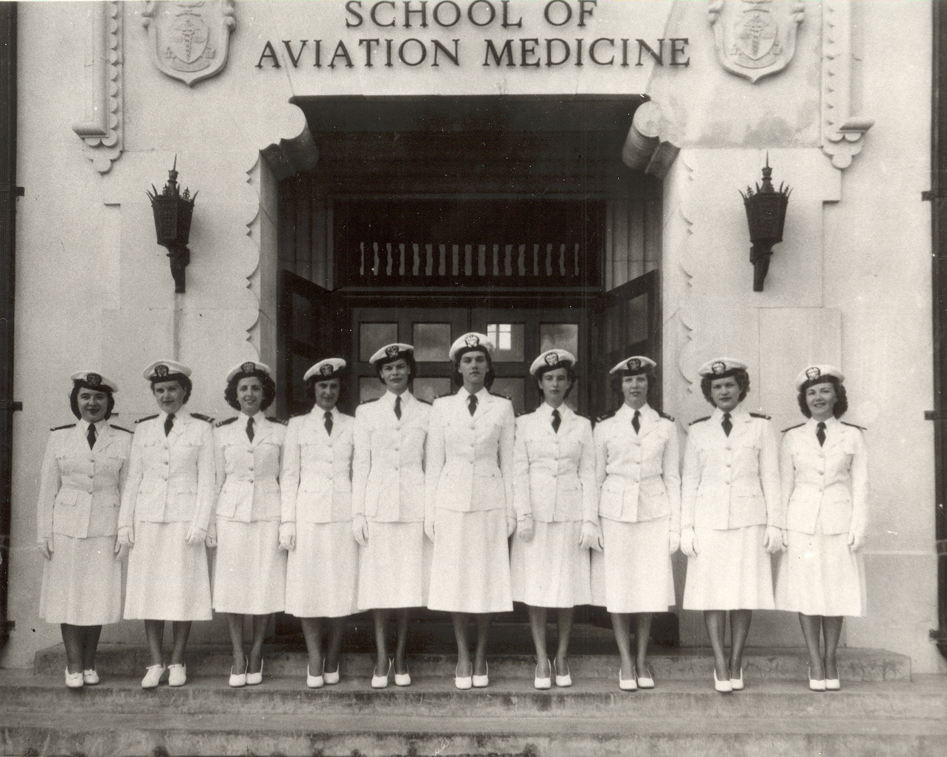 School of Aviation Medicine Flight Nurses