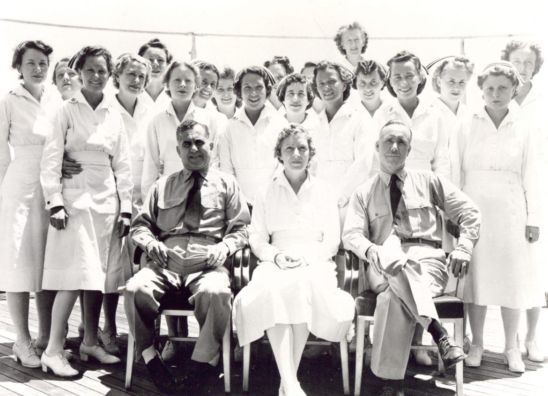 Navy Nurse Corps at Jacksonville, Florida