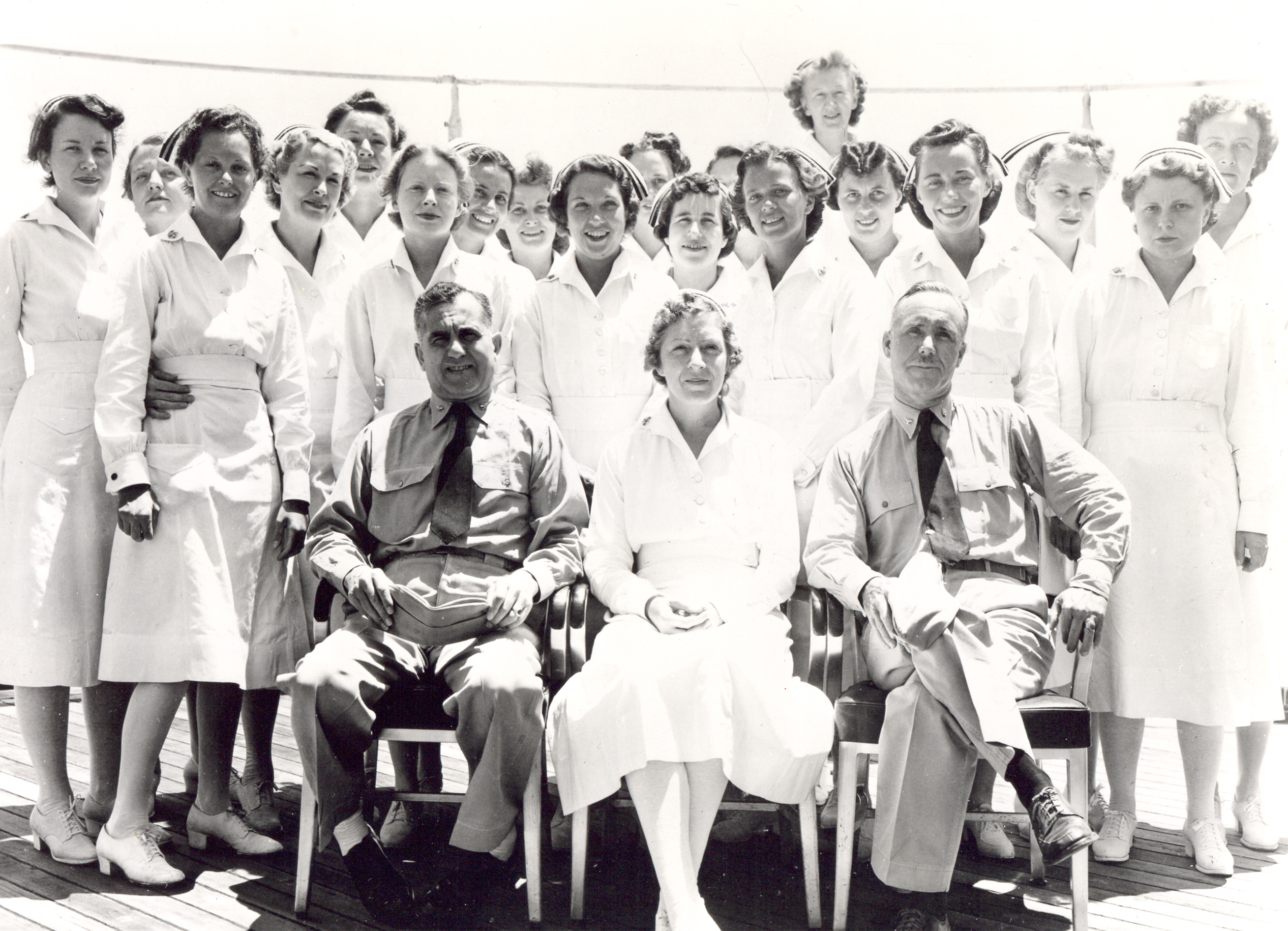Navy Nurse Corps at Jacksonville, Florida
