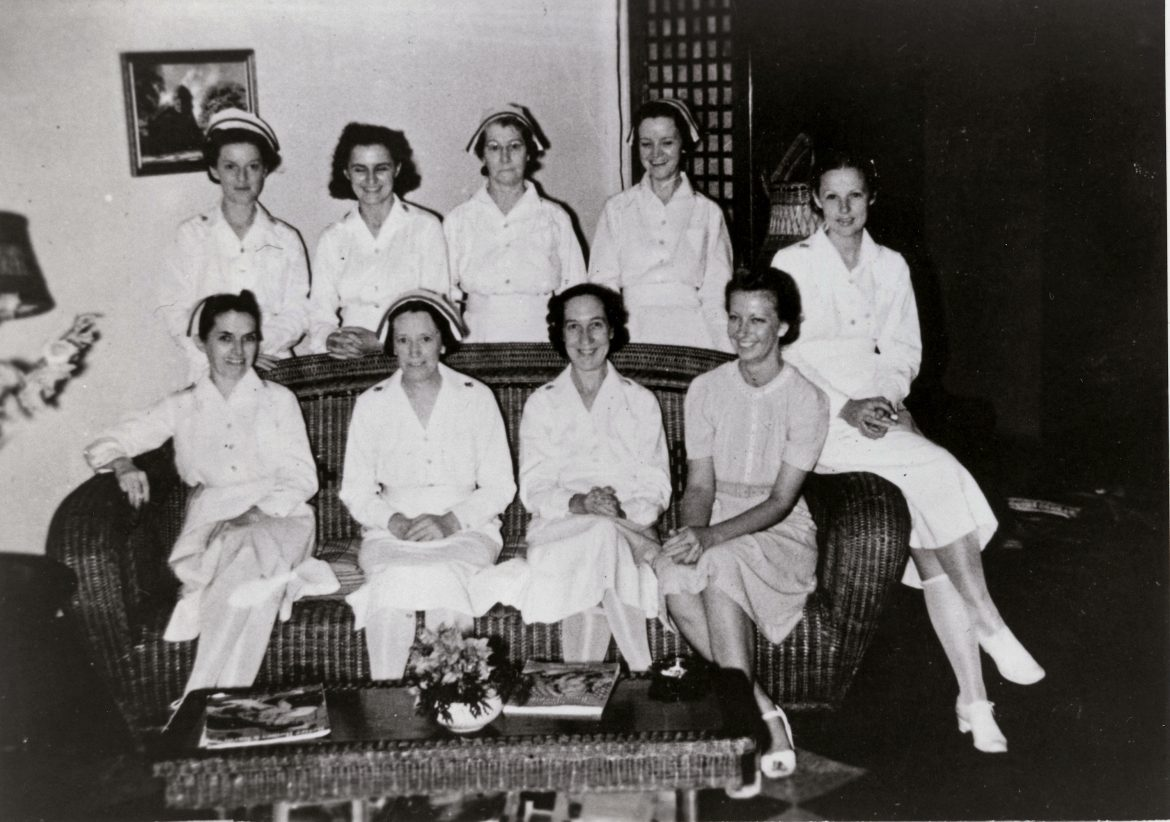 Navy Nurses in the Philippine Islands
