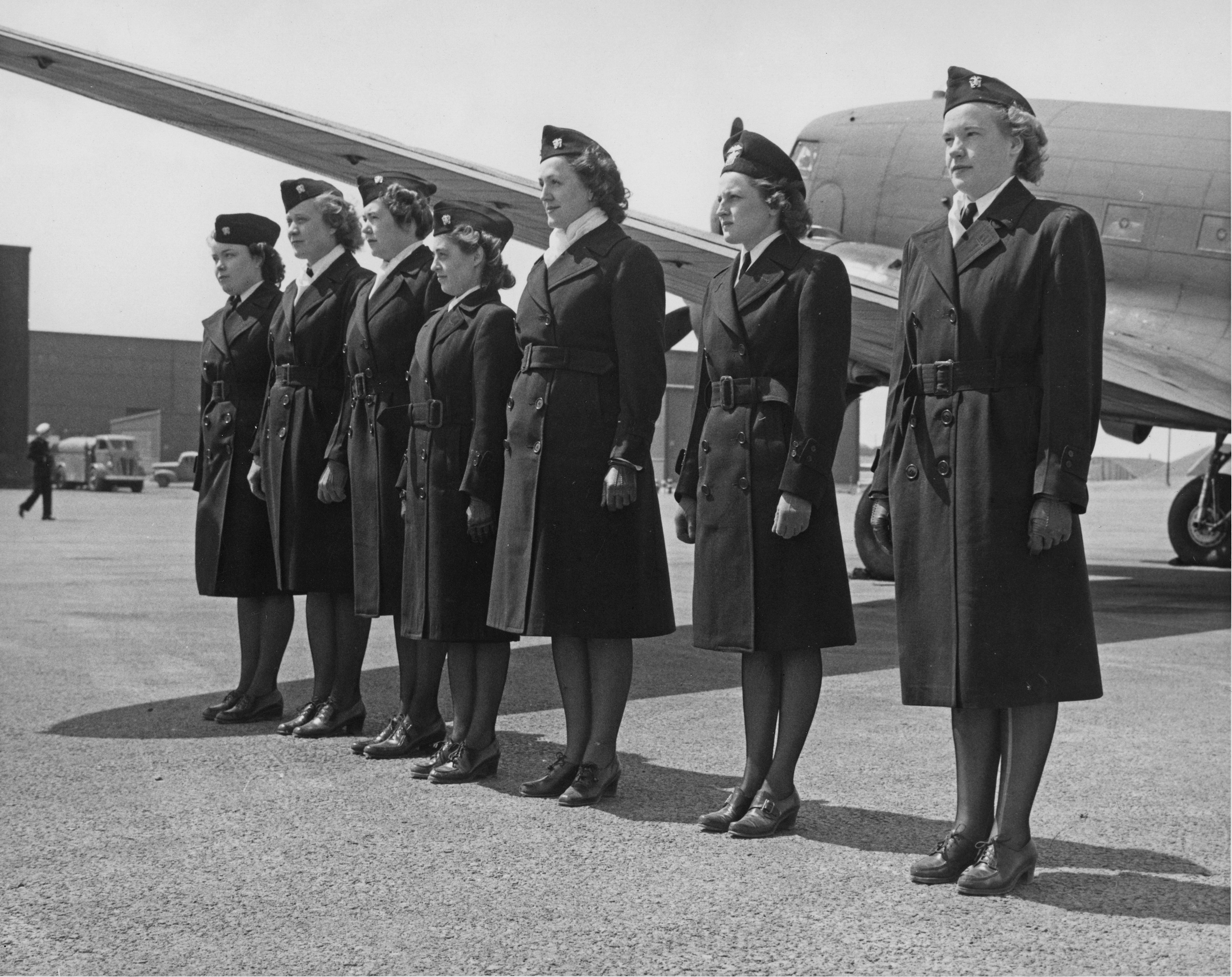Navy Nurses Preparing to Leave Newfoundland