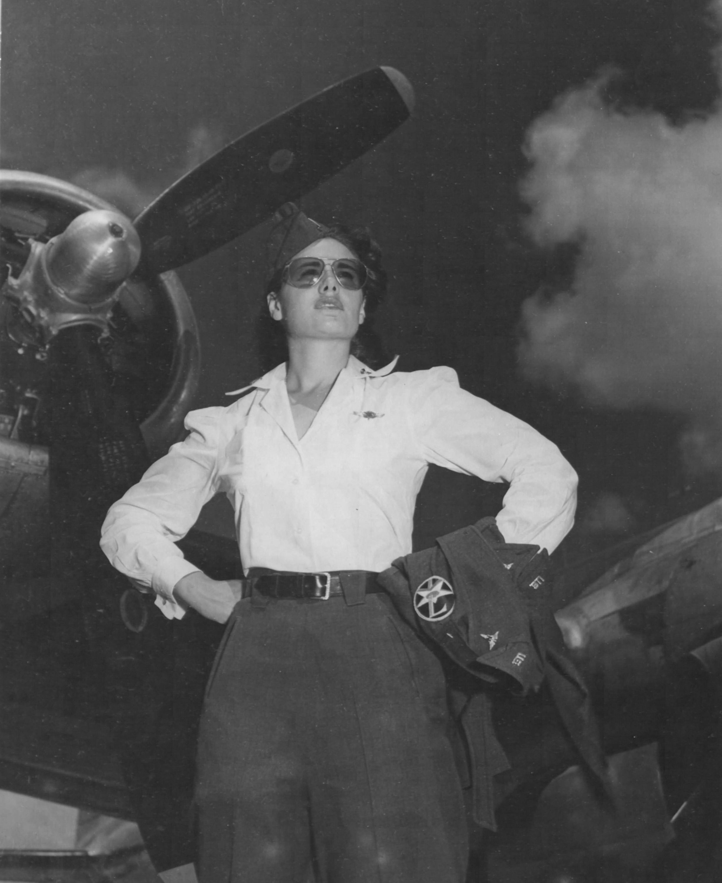 Flight Nurse of the 7th Air Force