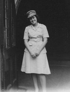 Janice Calden, WWII Women Marines