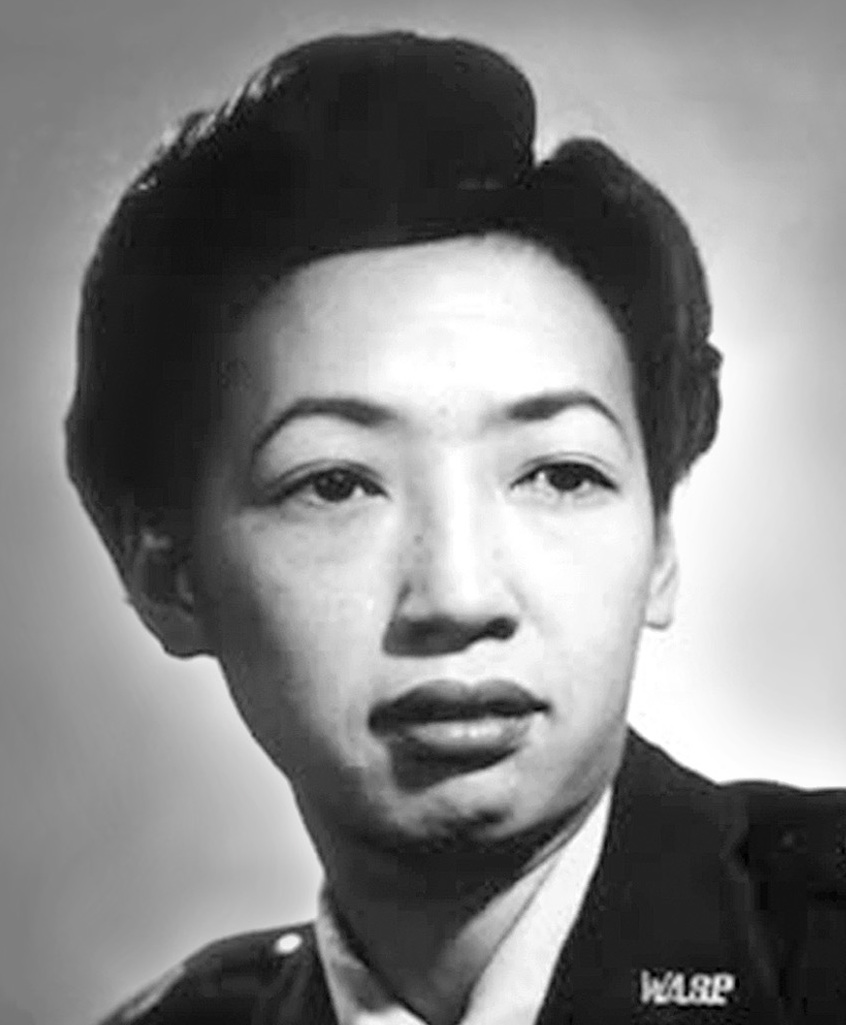 Hazel Ying Lee, WASP pilot