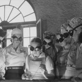 Women Learn War Work at Vocational School