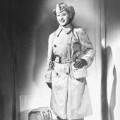 Marine Corps Women's Reserve Overseas Uniform