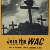 They Can't Do Any More WAC Recruiting Poster