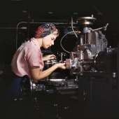 Shop Technician at Douglas Aircraft Company Plant