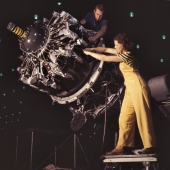 Women Train to do Engine Installation at Douglas Aircraft