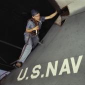 Cowler at the Naval Air Base, Corpus Christi