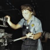 Rita Rodriguez, a Real-Life Rosie the Riveter