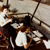 WAVES Control Tower Operators Direct Air Traffic