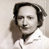 WWII Navy Nurse LT(JG) Doris Yetter