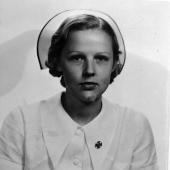 WWII Navy Nurse LT(JG) Dorothy Still