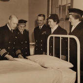 First Hospital Corps School Opens in Bethesda, Maryland