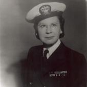 Lieutenant Commander Laura M. Cobb, Navy Nurse Corps