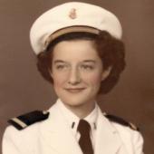 Julia Anna Muraresku of Navy Nurse Corps