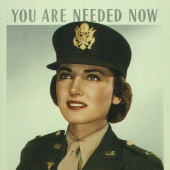 You Are Needed Now - Army Nurse Corps Recruiting Poster