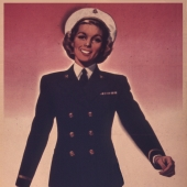 Join the Navy Nurse Corps WWII Recruiting Poster