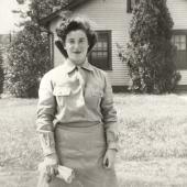 World War II Army WAC Rebecca Wolinsky