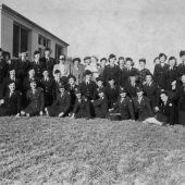 Army Nurses of 32nd General Hospital Unit in Indiana