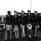 Women War Correspondents in European Theater
