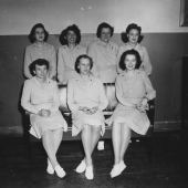 Red Cross Workers at Camp Atterbury, Indiana