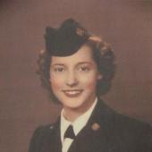 Coast Guard Parachute Rigger Portrait