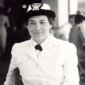 LCDR Dorothy Stratton, SPARS Director