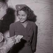 Ensign Jane Kendeigh, Navy Flight Nurse