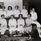 Navy Nurses in the Philippine Islands