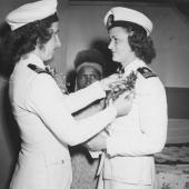 Navy Nurse Prepares for Wedding in Admiralty Islands
