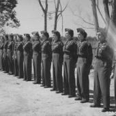 Flight Nurses Receive Air Medal in India