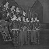 USAAF Air Evacuation Hospital Unit Personnel
