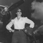 Flight Nurse of the 7th Air Force